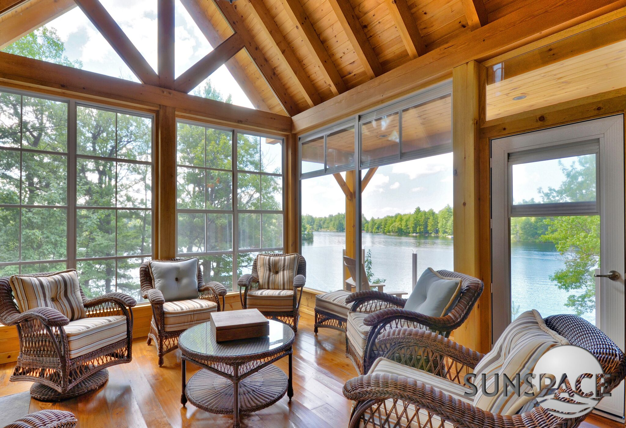 Itu0027s Time To Discover Fine Porch Living! Sunspace Texas Allows You The  Ability To Customize Your Outdoor Living Space, Eliminating Dust, Insects,  ...