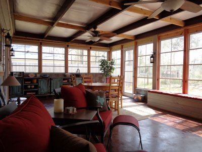 3 affordable ways to light your sunroom