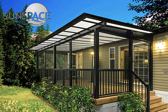 Sunspace Texas - Acrylic Roof System